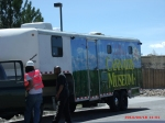 The museum arrives at its 4/20 weekend location eager to receive the cannabis history exhibits.
