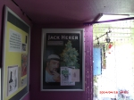 Jack Herer Exhibit in the museum