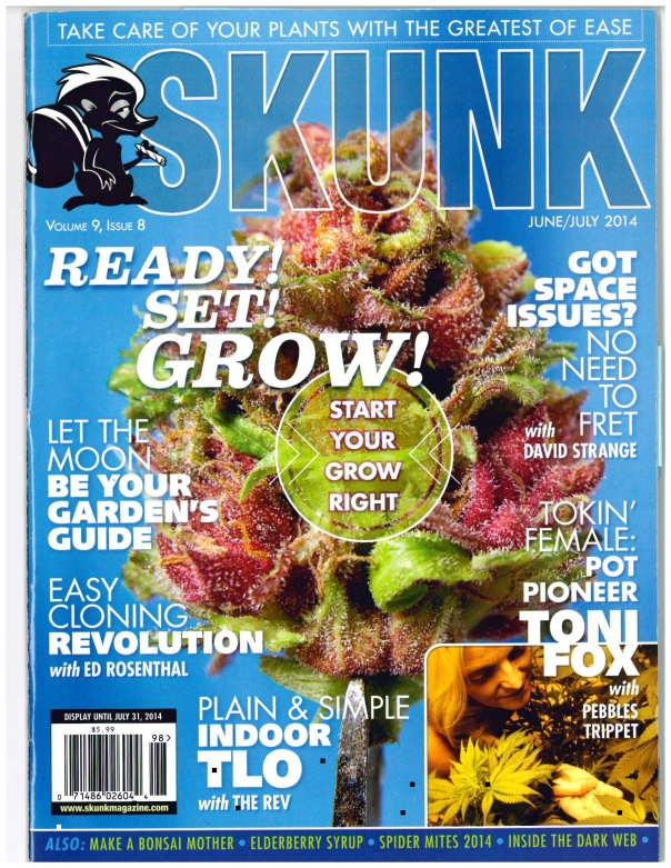 SKUNK Vol 9, Issue 8